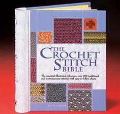 Crochet Bible @ Harriet Carter
