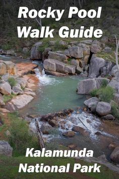 Looking for a fun activity close to Perth? Visit Rocky Pool in Kalamunda National Park with this guide. Get details on the trail, how to get there and what you will see. There is even a video guide on the walk and a useful map. Western Australia, Australia Travel, Perth Australia, Places To Travel, Places To See, Bali Sunset, Family Day Care, Wild Forest, Valley View
