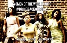 Fight the Fear Bring Back Our Girls, Helping Others, Charity, Asia, World, Movie Posters, Film Poster, The World, Billboard