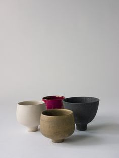 Rouge sake cup - RYOTA AOKI POTTERY ONLINE STORE