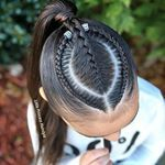 Princess Hairstyles, Little Girl Hairstyles, Cute Hairstyles, Braided Hairstyles, Big Braids, Braids For Kids, Braid Styles For Girls, Curly Hair Styles, Natural Hair Styles