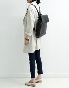 I love this backpack.  Death by Elocution