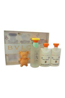 Nice Bvlgari The Petites Et Mamans Scented Delights 4 Piece Gift Set