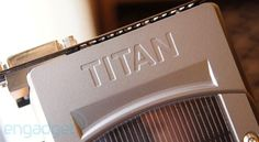 NVIDIA unveils the GTX Titan, an enormous graphics card that costs $1,000 (eyes-on)