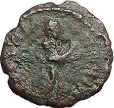 SEPTIMIUS SEVERUS Nicopolis ad Istrum PRIAPUS Fertility God Roman Coin i55958