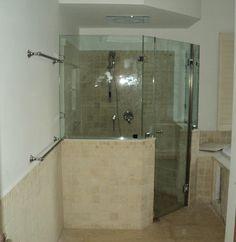 Shower Cubicles, Glass Shower, Africa, Bathtub, Bathroom, Standing Bath, Washroom, Shower Stalls, Bathtubs