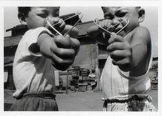 Araki Ojo Sashu - Satchin and His Brother Mabo, 1963-1965