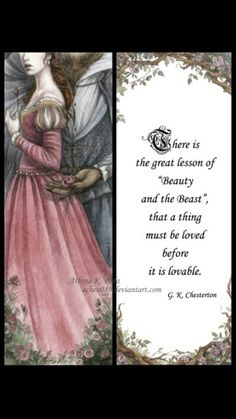 Beauty and the Beast Art.