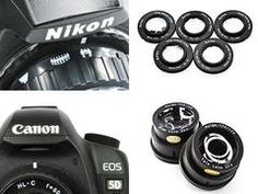 Holga Kitchen Sink Kit for nikon... and lots of other stuff...