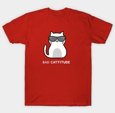 Cat Store, Attitude, Snoopy, Cats, T Shirt, Fictional Characters, Shopping, Supreme T Shirt, Gatos