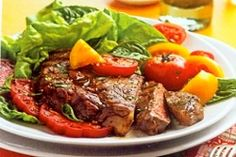 GRILLED RIBEYE STEAK by FILIPINO RECIPES PORTAL http://www.pinoyrecipe.net/grilled-ribeye-steaks-with-tomatoes-recipe/  #filipinofood #delicious #FilipinoRecipes #yummyfood #instafood #food #pinoyfood #foodie #asianfood #foodlovers Please LIKE, COMMENT and SHARE - if you Love Filipino Foods