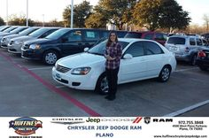 #HappyAnniversary to Bryan May on your 2009 #Kia #Spectra from Malcolm Johnson at Huffines Chrysler Jeep Dodge RAM Plano!