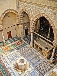 Mosque of Shayku (14th century AD), Cairo | by sdhaddow