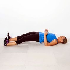 The Back Workout - 8 moves to banish bra bulge, back pain, and bad posture