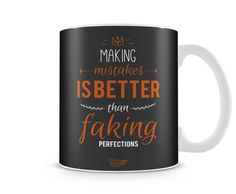 Making Mistakes Mug