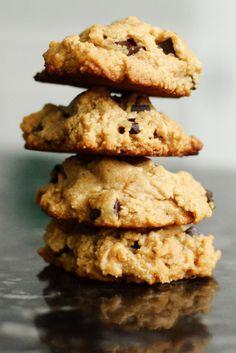 Peanut Butter Cookies Vegan Gluten Free