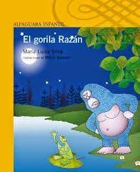 LIBROS EN PDF GRATIS: EL GORILA RAZÁN.