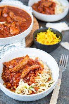 Slow Cooker Recepies, Healthy Slow Cooker, Healthy Crockpot Recipes, Indian Food Recipes, Asian Recipes, Indonesian Recipes, Healthy Meals For Two, Meatloaf Recipes, Happy Kitchen