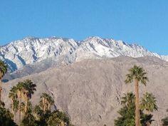 #palmsprings, #california, #mountains