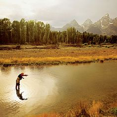 Jackson Hole, Wyoming: This is where you'll find some of the country's best out-your-front-door recreation.