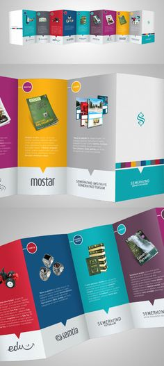 Creative Brochure Designs And Design Ideas For Your Inspiration
