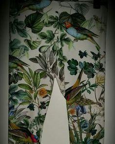 Fågel byxor
