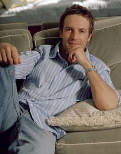 Michael Vartan Photoshooting