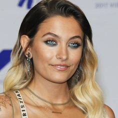 Paris Jackson at the MTV video music awards gala, August 2017