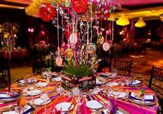 cirque du soleil decorations - Yahoo Search Results