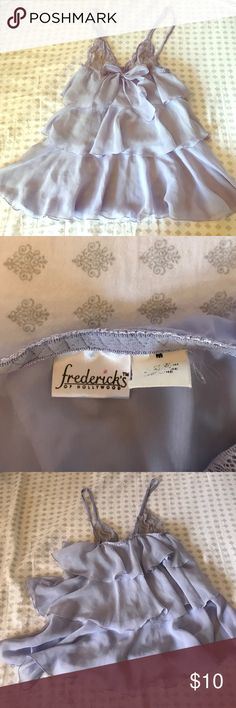Fredericks of Hollywood nightie Preloved - lavender super cute Frederick's of Hollywood Intimates & Sleepwear