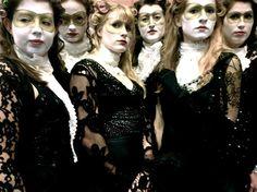 Mozart 's ladies //  Mariecke van der Linden