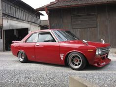 1970 Datsun Bluebird SSS Coupe