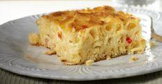 Cookbook Recipes, Pasta Recipes, Cooking Recipes, Greek Dishes, Main Dishes, Greek Recipes, Pasta Dishes, Lasagna, Macaroni And Cheese