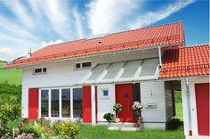 Isartaler Holzhaus - Weißes Holzhaus