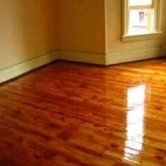 Hardwood Floor Cleaner and Polish - 1 gallon water, 3/4C oil, 1/2C lemon juice