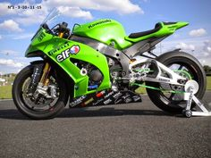 Kawasaki ZX-10R Team Kawasaki SRC 2014