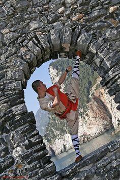 Shaolin kungfu 少林功夫 Andrea Landini, via Flickr