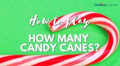 5 Fun Candy Cane Games : Candy Cane Relay Enjoy a challenging game of relay just with candy canes. All you have to do is assemble 2 groups with an equal amount of players. Christmas Party Games For Adults, Printable Christmas Games, Christmas Games For Family, Christmas Fun, Xmas Games, Holiday Games, Candy Cane Christmas, Christmas Runner, Holiday Activities