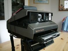Modify Your Polaroid Spectra Camera to Use Non-Polaroid Film : 10 Steps (with Pictures) - Instructables Camera Shop, Box Camera, Polaroid Camera, Slow Shutter, Shutter Speed, Beginners Guide To Photography, Polaroid Spectra, Impossible Project, Light Leak