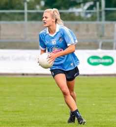 Nicole Owens Says Dublin Are Looking At Creating A Legacy Dublin, Irish, Bunny, Football, Running, Lady, Fitness, Sports, Men