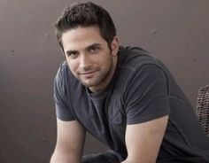 Brandon Barash  is Johnny Zacchara from General Hospital.  My favourite new mobster!