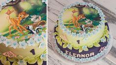 Verjaardagstaart voor de één-jarige Eleanor
