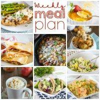 Weekly Meal Plan Week 241