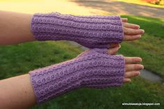 Tuli, Fingerless Gloves, Arm Warmers, Mittens, Knit Crochet, Knitting, Fingerless Mitts, Fingerless Mitts, Cuffs