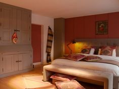 Bedroom6 Daring Penthouse in The Exquisite City of Cologne Incorporating a Strong Personality