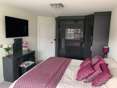M&S Bedrooms offering professional cost effective furniture. Designed manufactured and installed to your specifications. Fitted Bedroom Furniture, Fitted Bedrooms, Can Design, Door Design, Dressing Table, Dressing Room, Storage Stool, Hair Essentials, Fitted Wardrobes