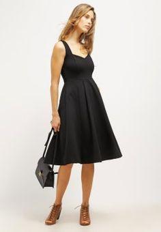 mint&berry - Jerseykleid - black