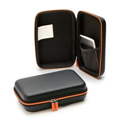 Moleskine Medium Shell Case - might be the perfect container for all the digital widgets and whatnots I'm dragging around...