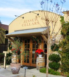 Jessup Cellars Winery, Yountville, CA - We are in their club and love their wines. Cabs are distinctive and tasty. The blends are enjoyable and we keep them close.