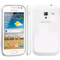 Samsung Galaxy Ace 2 i8160 White Factory Unlocked 4GB 5MP Droid Price:$155.00 & FREE Shipping.  You Save:$444.99 (74%)